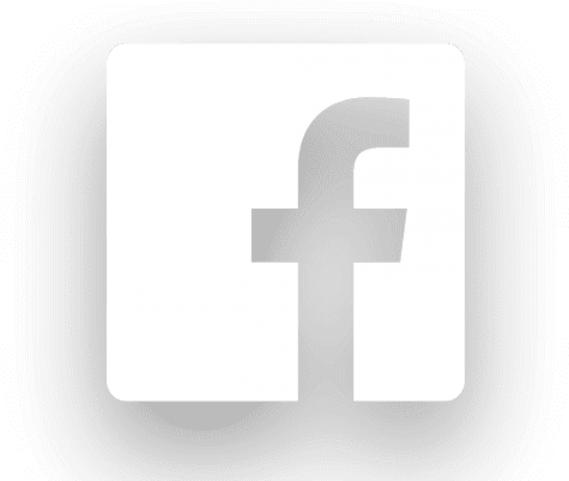 Free Png Download Facebook Logo White Png Images Background - Facebook Logo For Black Background, Transparent Png (850x722), Png Download