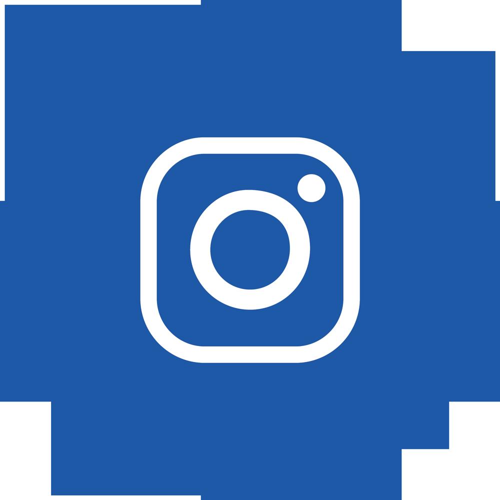 Insta Icon Circle Ltblue   Instagram Icon Black Circle Clipart ...