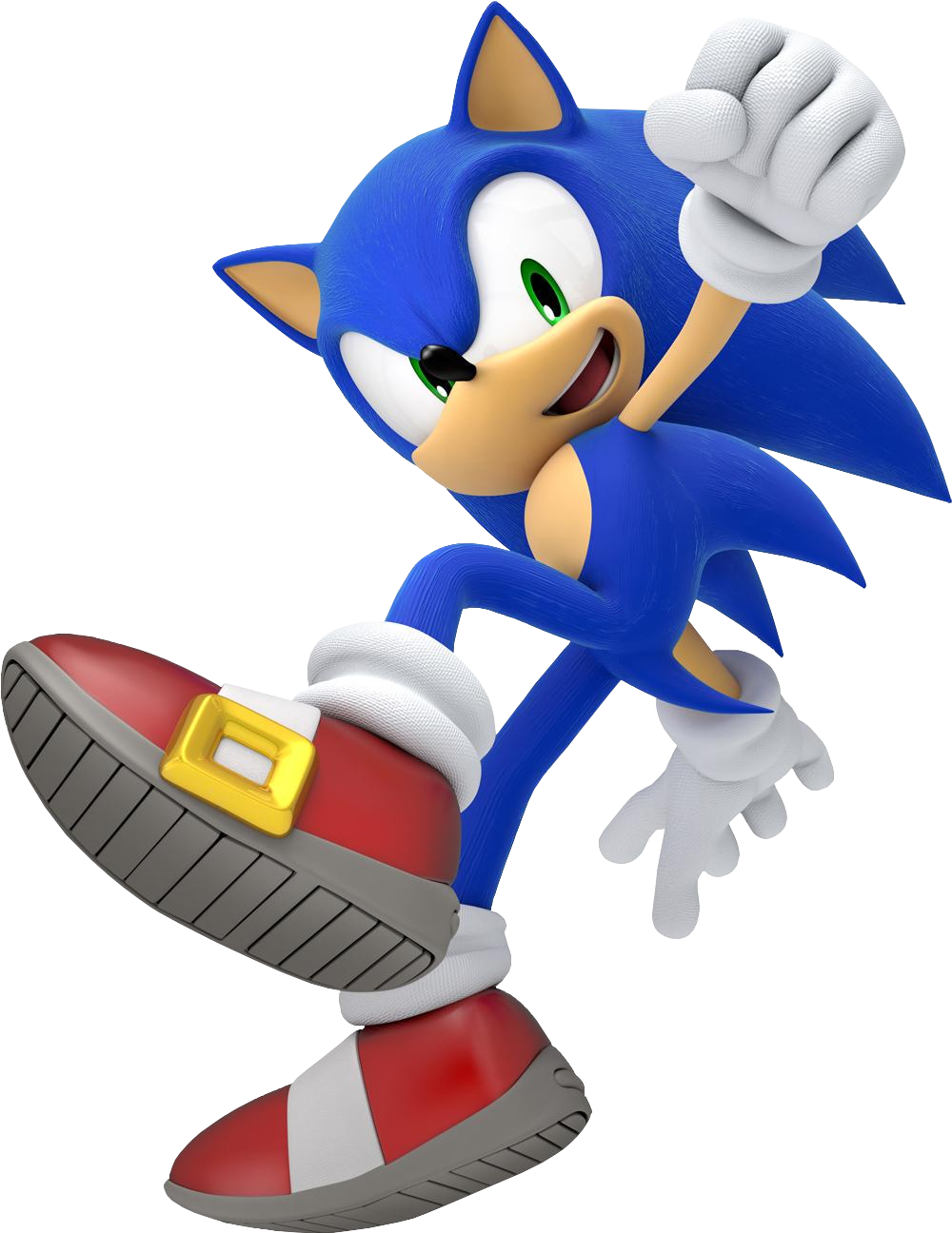 Sonic The Hedgehog Clipart Black And White Png Download Large Size Png Image Pikpng