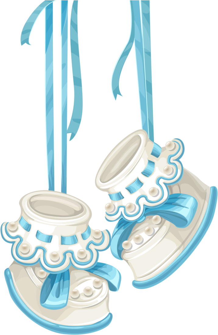 Baby Boy Hanging Shoes By Rosemoji Pluspng Pink Baby Booties Clipart Transparent Png Large Size Png Image Pikpng
