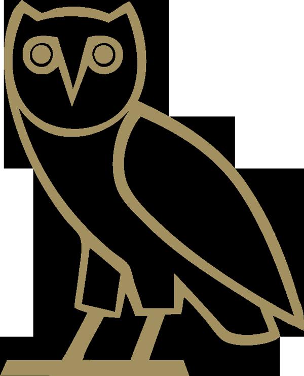 Ovo's Signature Owl Logo - Ovo Owl Transparent Clipart (600x740), Png Download