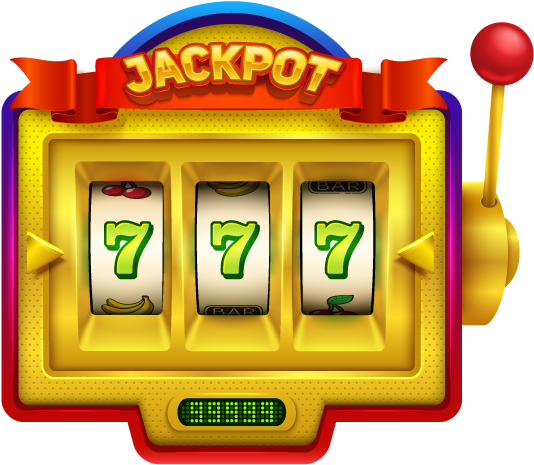Casino Clipart Vintage Slot Machine Toy Isolated On - Slot Machine Illustration - Png Download (620x547), Png Download