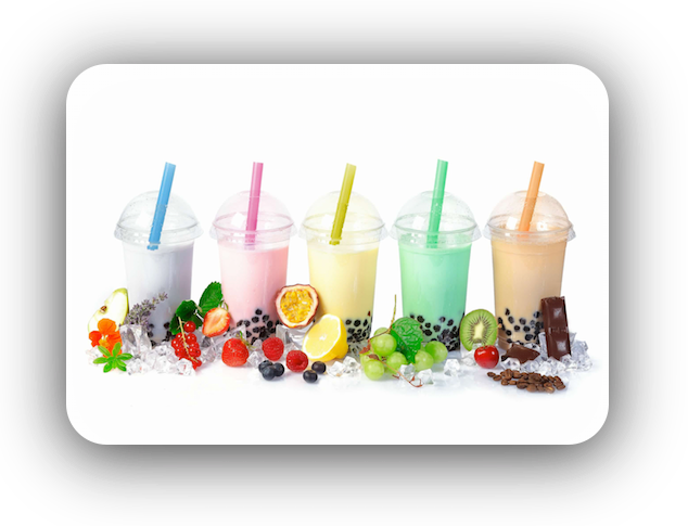 Fruit Bubble Milk Tea Milk Tea Ice Pop Clipart Large Size Png Image Pikpng
