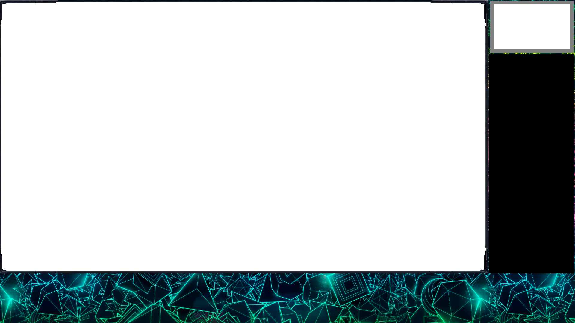 Simple Webcam Overlay Transparent Clipart - Large Size Png ...