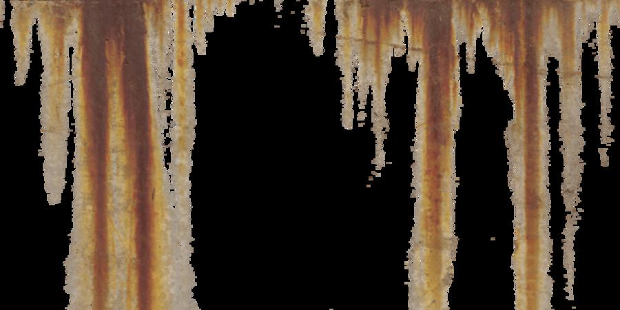 Download Grunge Drips Rust Overlay - Rust Drips Clipart ...