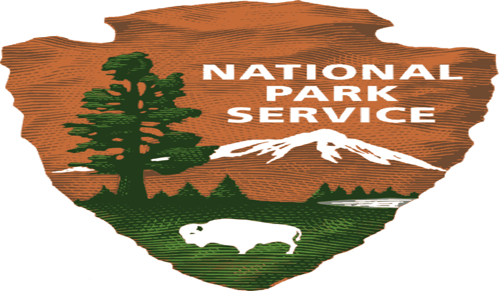 Redwood National And State Parks, This Week's National - National Parks Service Logo Png Clipart (1000x583), Png Download