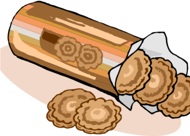Cracker Clipart Packet Biscuit - Packet Of Biscuits - Png Download (640x480), Png Download