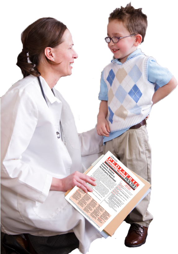 Board Have Been Dedicated To Bringing You The Only - Child And Doctor Png Clipart (574x836), Png Download