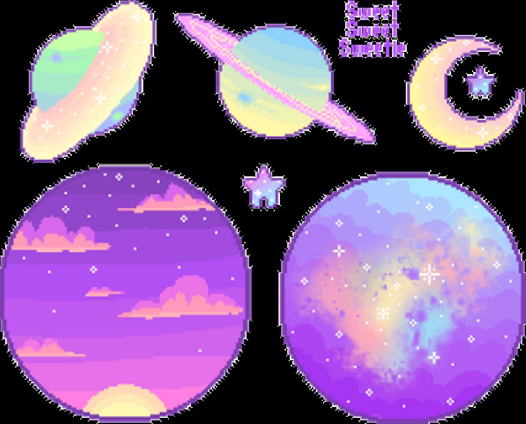 Pixelated Planets