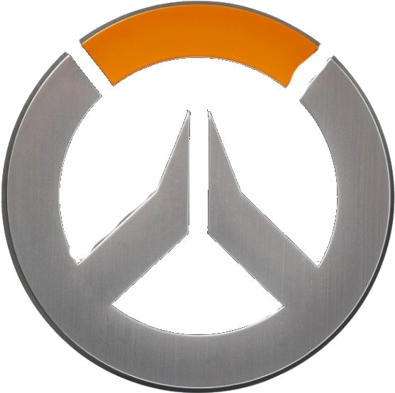 Download Overwatch-icon - Overwatch Logo Black And White ...
