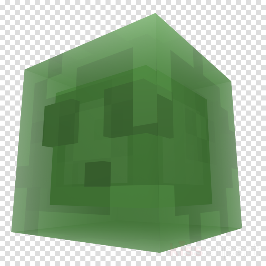 Minecraft Slime Faces Clipart Minecraft Png Download White