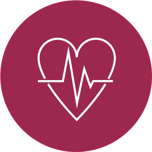 Your Doctor May Consider Implanting A Pacemaker, A - Circle Clipart (571x554), Png Download