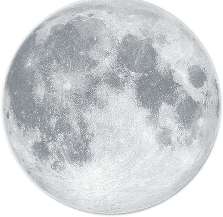 Full Moon Images Free Download - Full Moon Png Clipart (782x763), Png Download