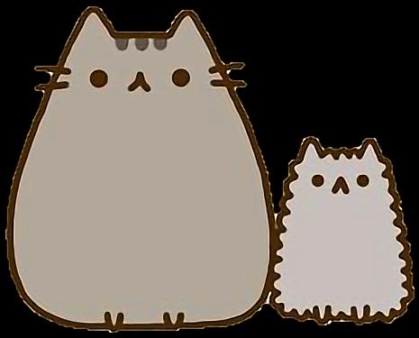 Tumblr Aesthetic Cat Pusheen Pusheenthecat Pusheencat ... (465 x 375 Pixel)