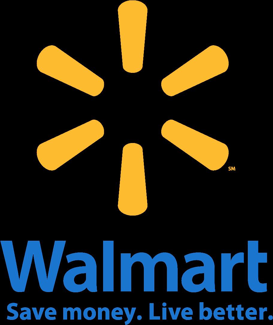 Download Walmart Vertical Logo - Walmart Logo Png Clipart ...