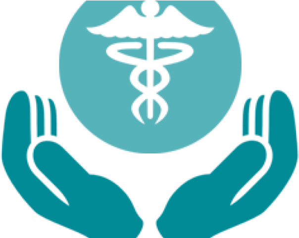 Doctor Symbol Clipart Community Medicine - Health Icon White Png Transparent Png (640x480), Png Download