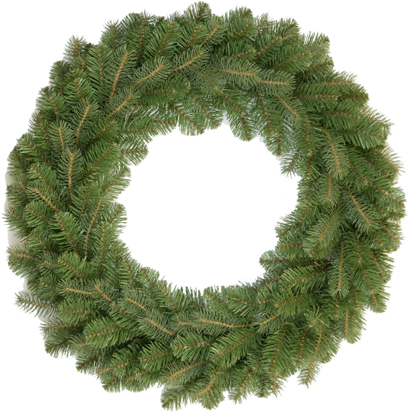 Christmas Wreath Png Photo Vector, Clipart, Psd Peoplepng ...