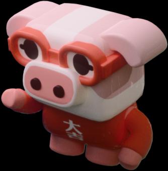 豬 寶 台北 燈節 Clipart (800x450), Png Download