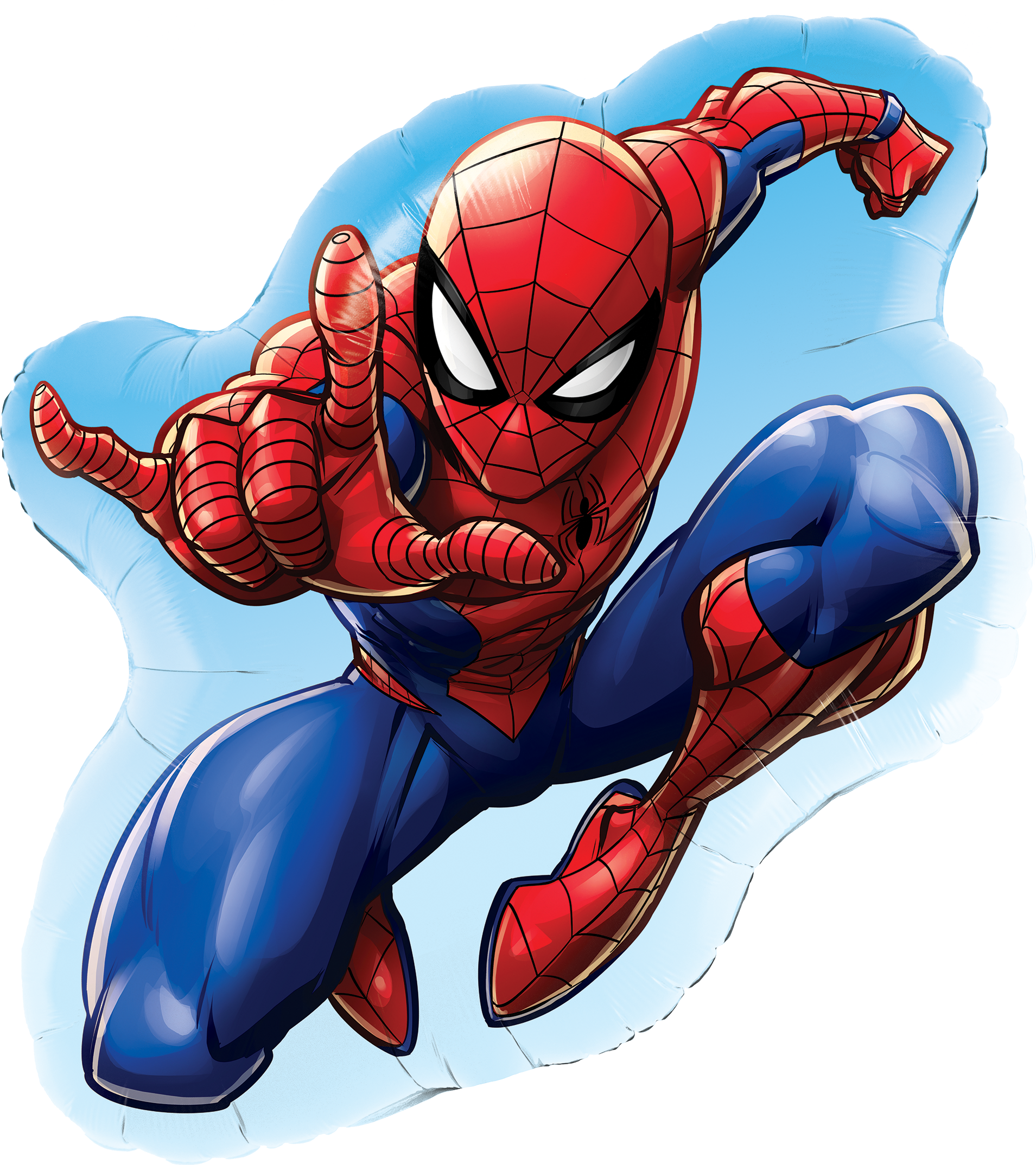 Spider-man Clipart - Large Size Png Image - PikPng