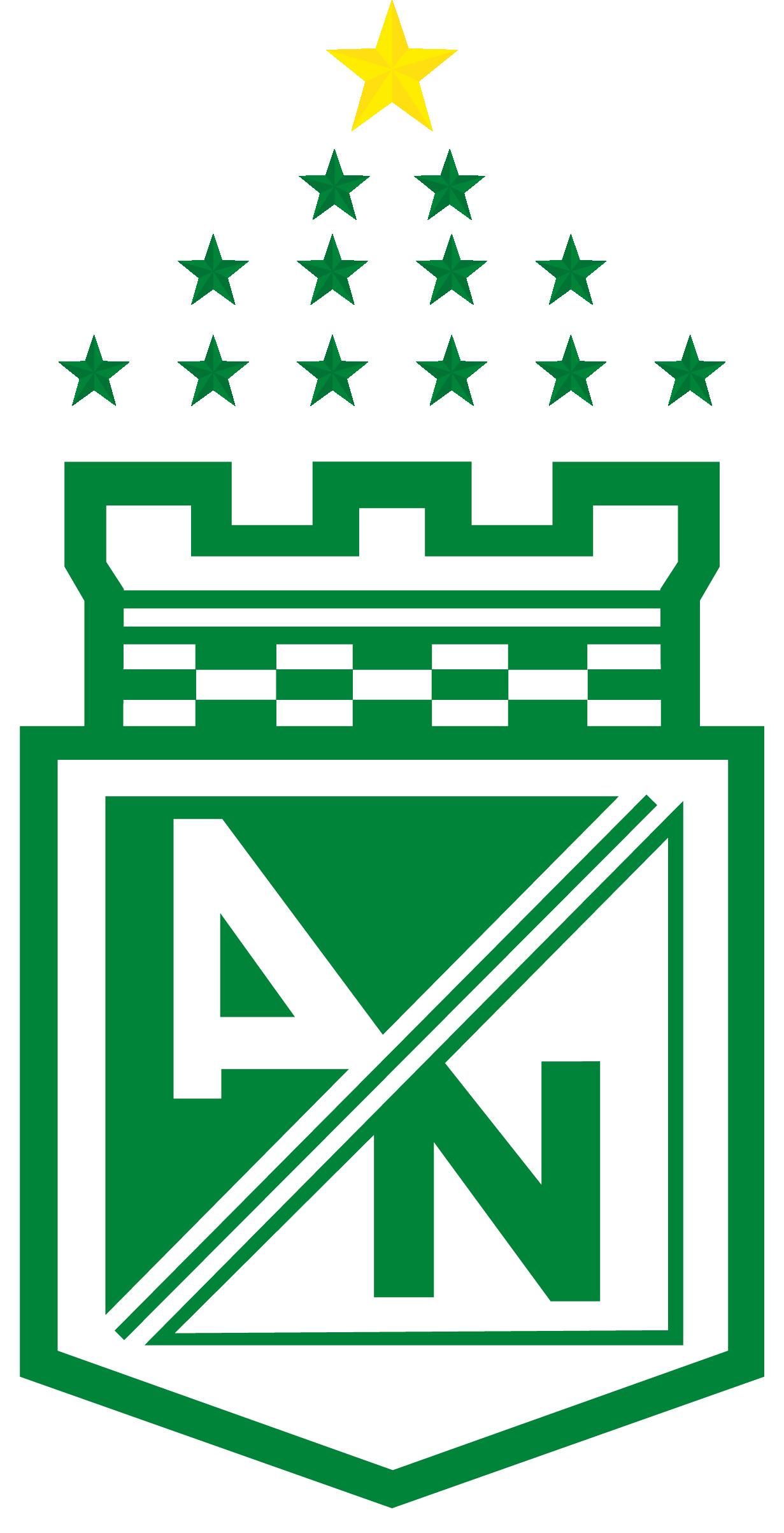 Club Atl U00e9tico Nacional De Medell U00edn Escudo De Atletico