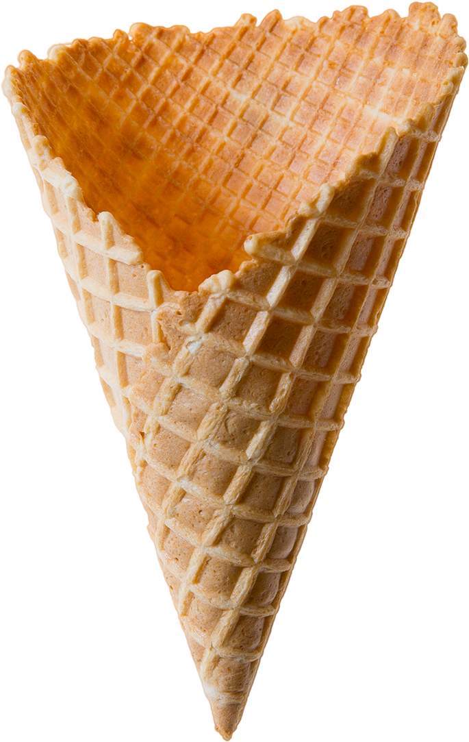 Large Waffle Cone - Ice Cream Cone Png Waffle Cone Clipart ...