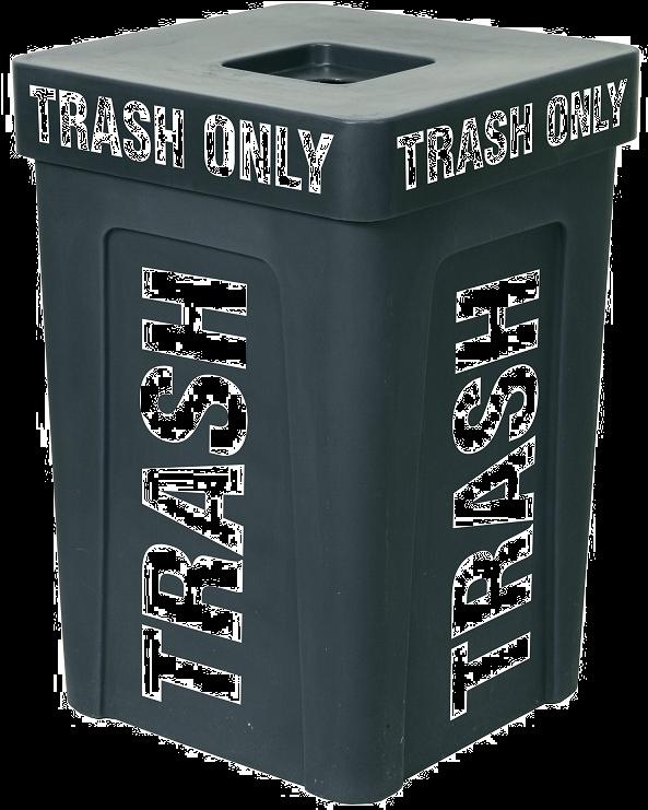 Trash Can Png Image With Transparent Background - Trash ...