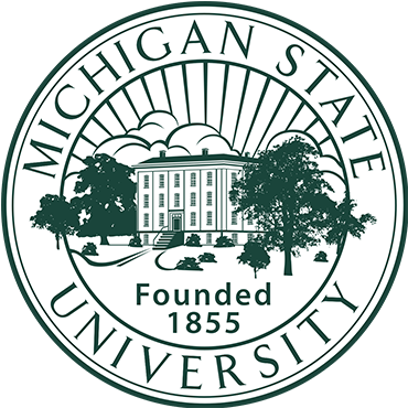 Michigan State University - Msu Seal Clipart (572x572), Png Download