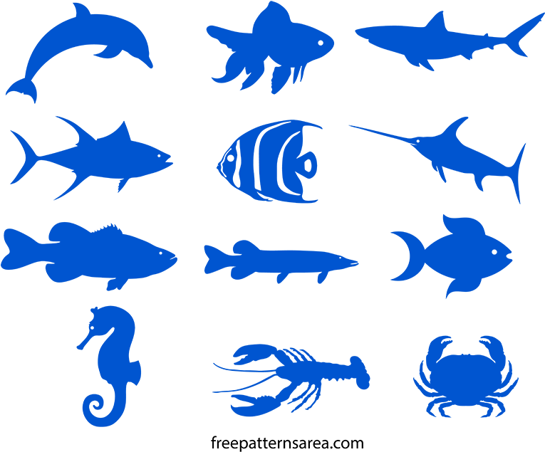 Download Free Fish Svg Image Files For Cricut Fish Silhouette Clipart Large Size Png Image Pikpng