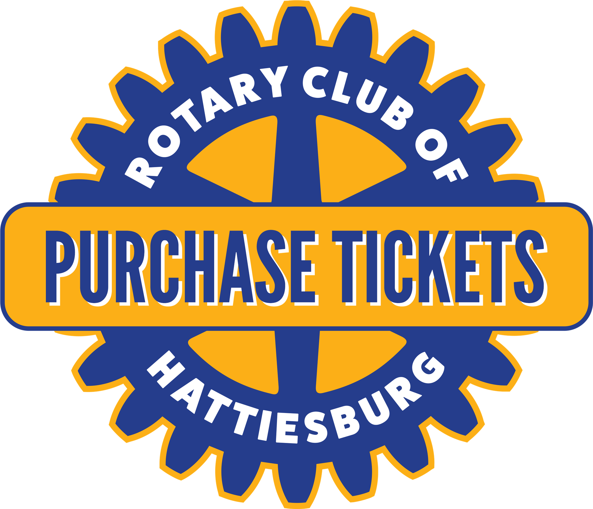With Ticket Purchase - Emblem Clipart (1980x1702), Png Download