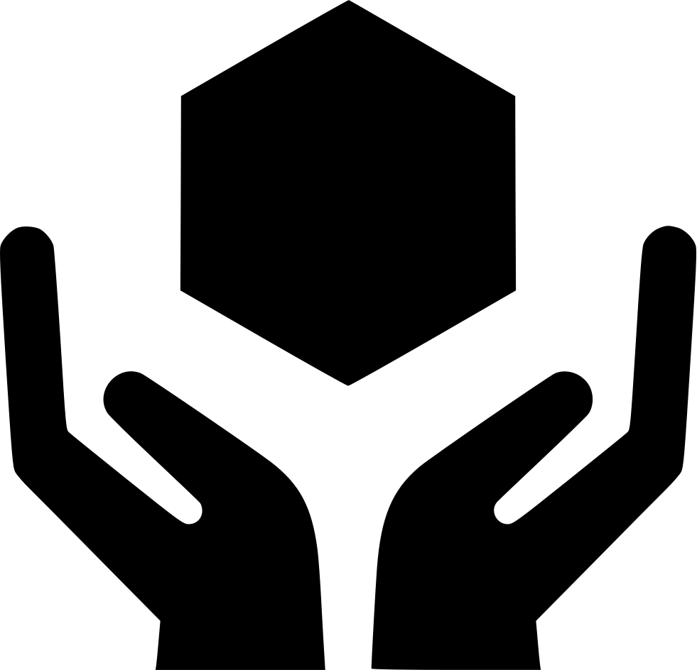 Png File Svg - Hands With Key Icon Clipart - Large Size Png Image - PikPng