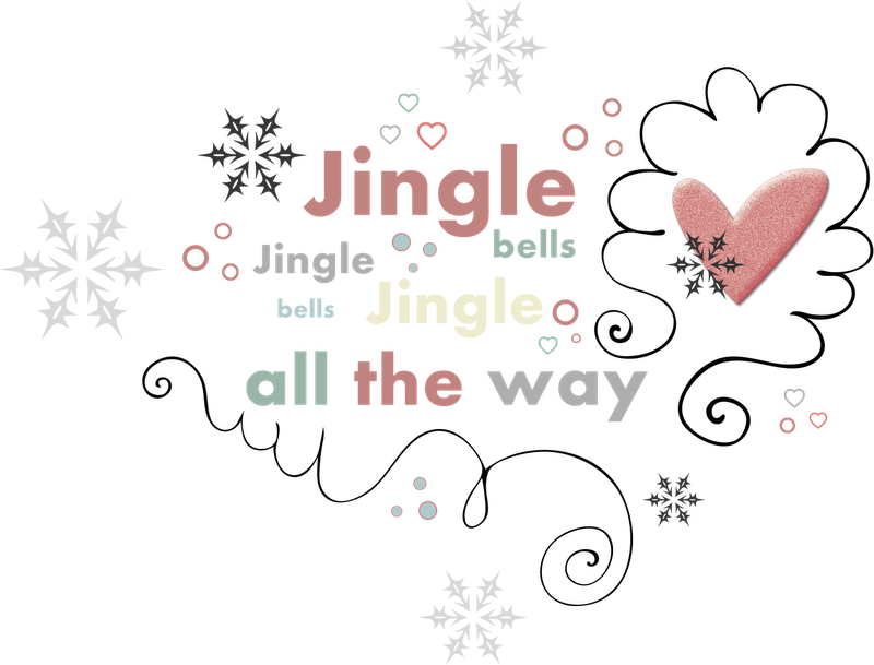 What Is Christmas, Merry Christmas, Simple Pleasures, - Heart Clipart (800x609), Png Download