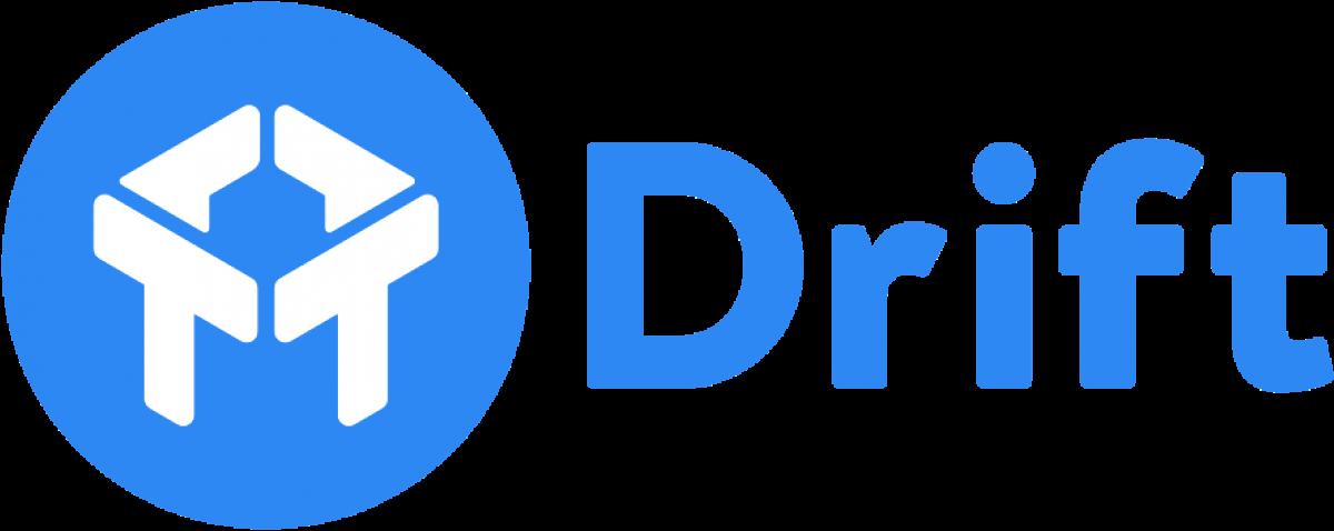 Live Chat - Drift Conversational Marketing Clipart (1200x478), Png Download