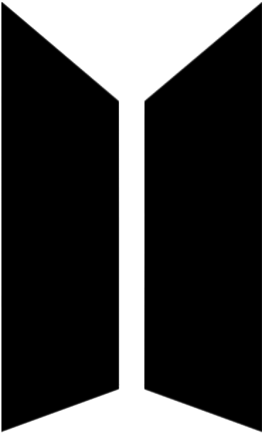 509 5097095 bts logo png bts logo hd clipart