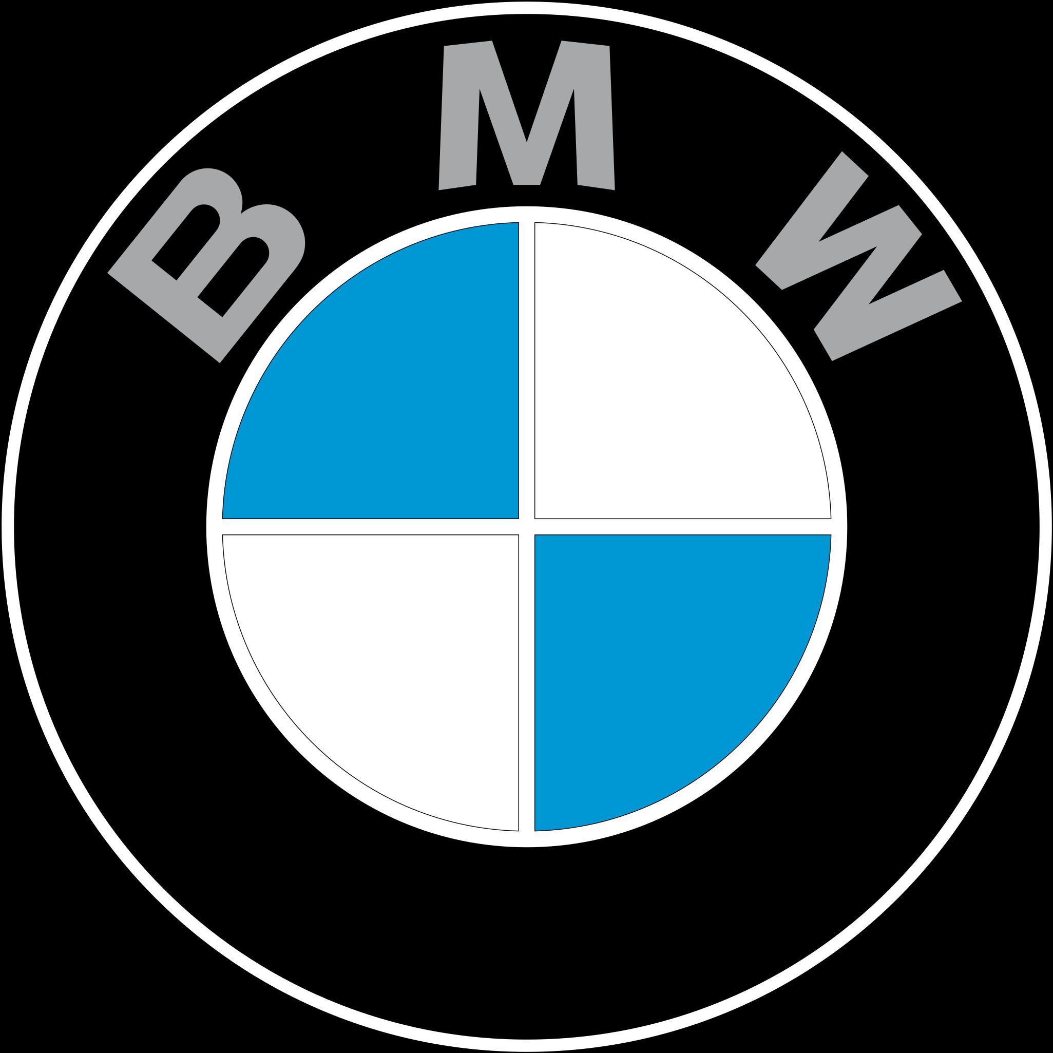 Bmw 01 Logo Png Transparent - Bmw Logo Clipart - Large ...