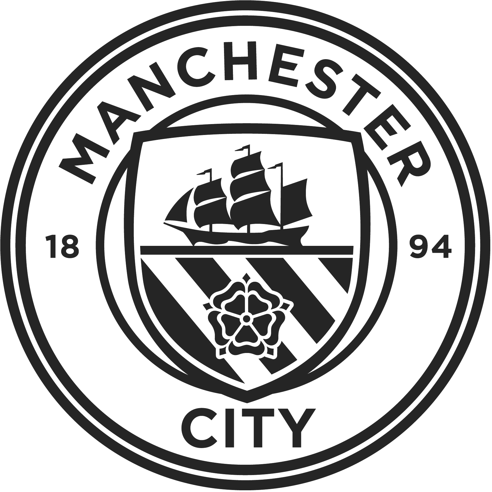 Our Clients Man City Logo Dream League Soccer Clipart Large Size Png Image Pikpng