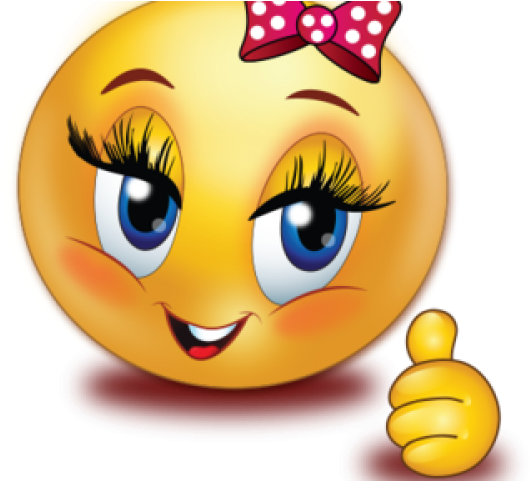 Emoji Clipart Thumbs Up - Wave Smiley - Png Download ...
