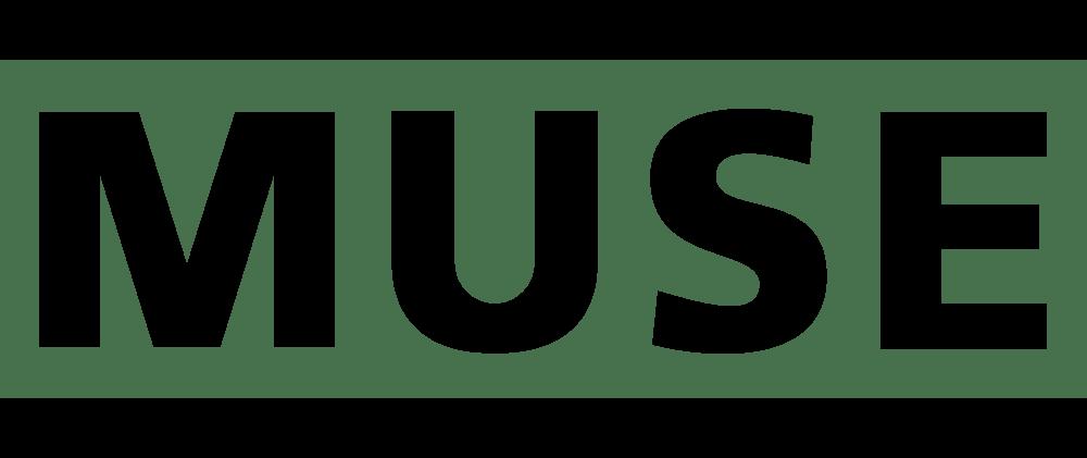 Muse Logo Transparent Png Stickpng Instagram Logo Transparent - Muse Clipart (1000x421), Png Download