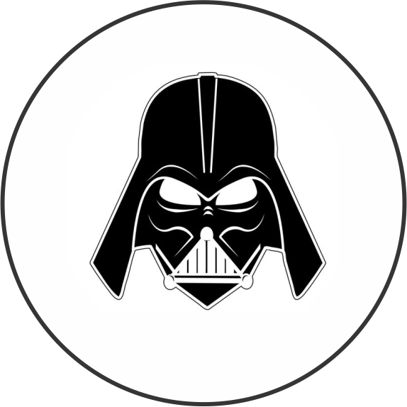 Banner Free Stock The Most Awesome Images On Internet - I M Your Father Darth Vader Clipart (574x574), Png Download
