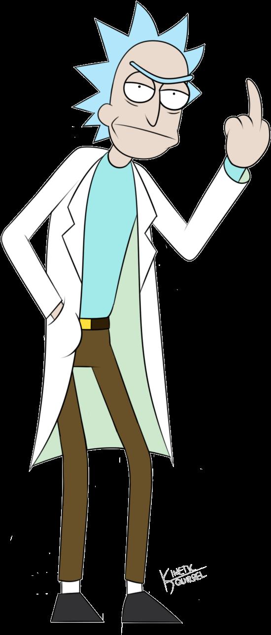 Download Rick And Morty Gif Png - Rick Sanchez Full Body ...