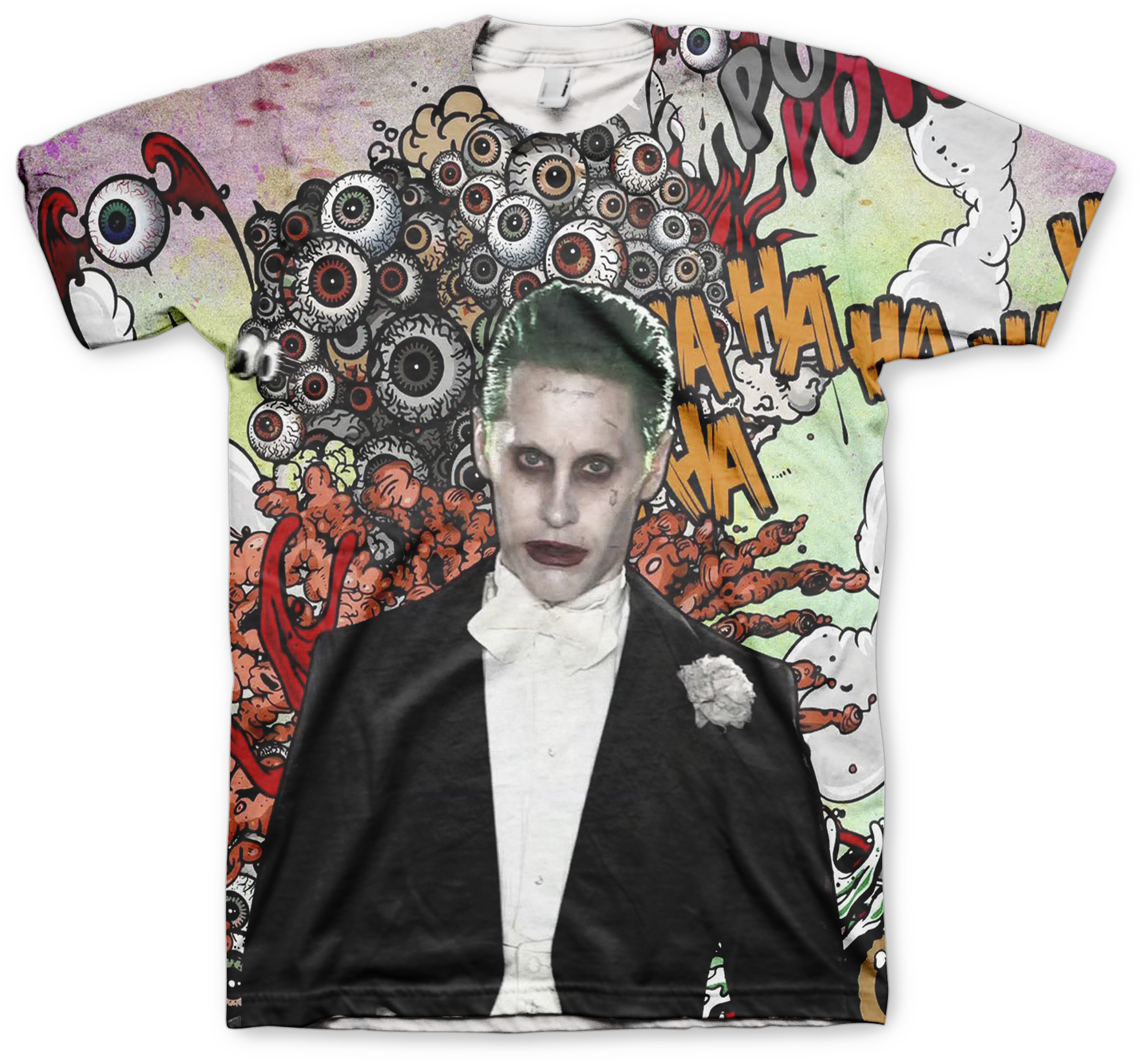 Joker Hd Suicide Squad Suicide Squad Joker And Batman Clipart Large Size Png Image Pikpng