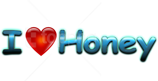 Download Honey Love Name Heart Design Png Png Images - Heart Clipart (850x532), Png Download