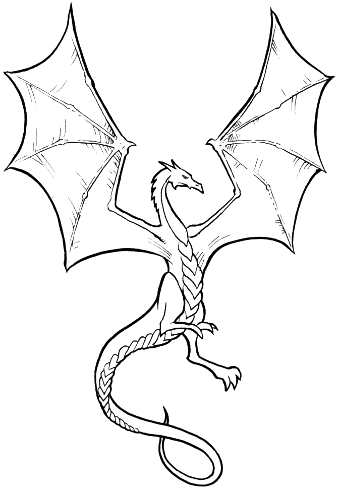 Free Coloring Pages Scary Dragons Coloring Pictures Realistic Dragon Coloring Sheet Clipart Large Size Png Image Pikpng