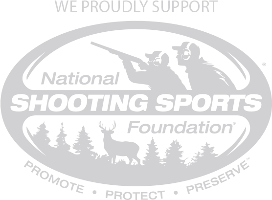 National Shooting Sports Foundation Logo Clipart (941x413), Png Download