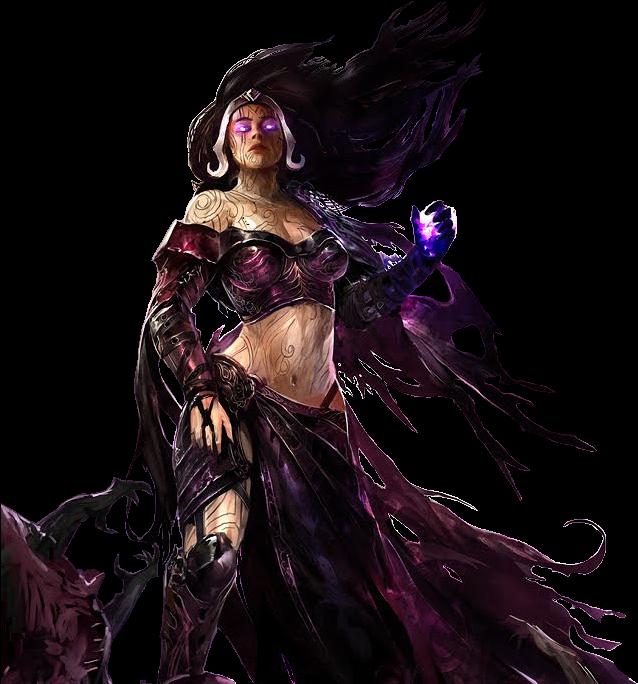 Liliana of the Dark Realms by Itsfish3 on DeviantArt