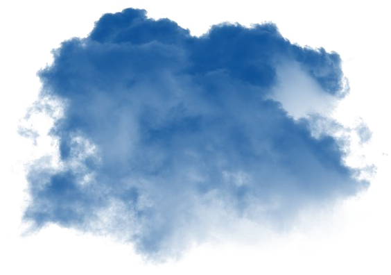 Clouds Png Image - Blue Clouds Png Clipart (700x542), Png Download