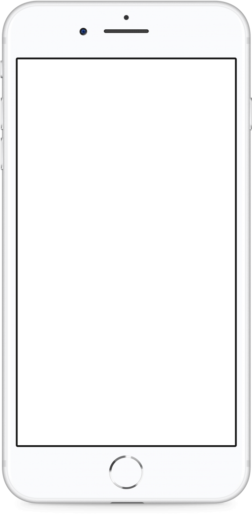 Download - Iphone Png Green Screen Clipart (715x1090), Png Download