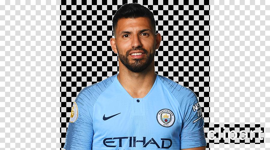 Aguero Profile Clipart Sergio Agüero Manchester City ...
