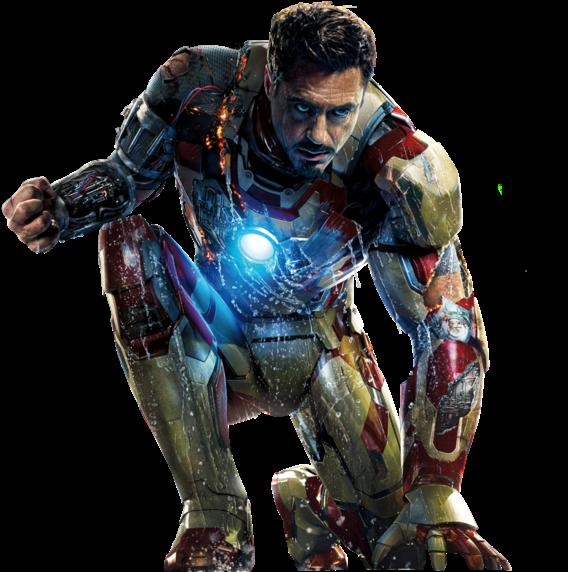 Tony Stark Iron Man 3 - Iron Man 3 Png Clipart - Large ...