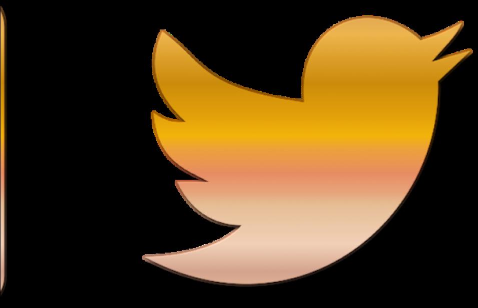 Free Instagram Twitter Facebook Icons - Facebook Instagram Twitter Png Clipart (1200x715), Png Download