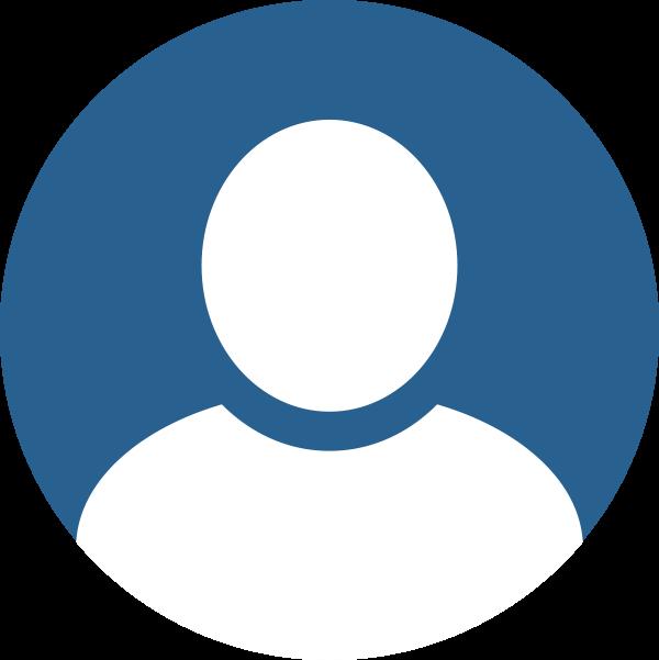 My Profile Icon - Blank Profile Picture Circle Clipart